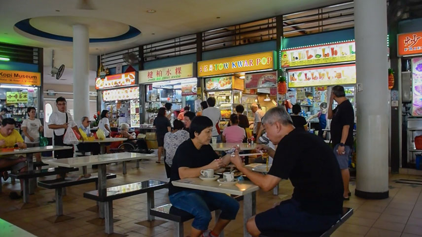 Singapore Hawker Centres | Travel Inspiration | Travel Videos | Destination Guides | ANYDOKO