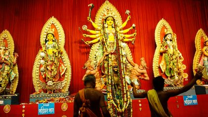 DURGA PUJA | Kolkata Feature | Travel Inspiration | ANYDOKO