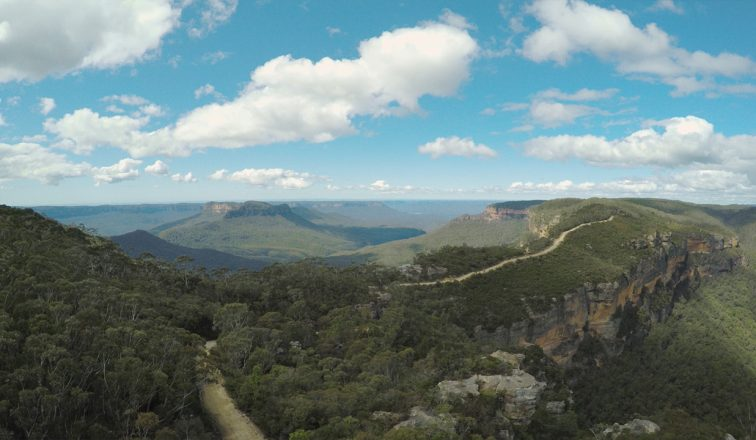 Sydney Blue Mountains Adventures Narrowneck Trail | We Are Explorers | ANYDOKO | Travel Video