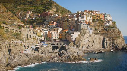 Cinque Terre | Intro To Cinque Terre | The Italy Travel Video | ANYDOKO