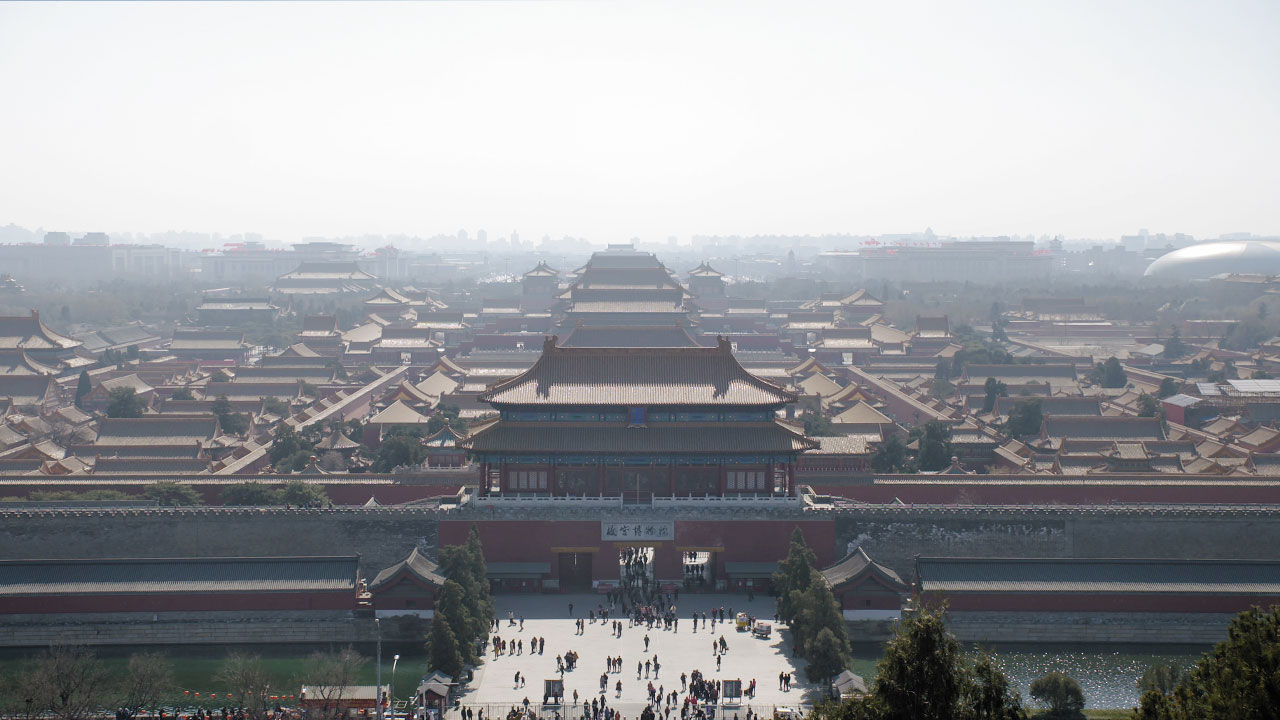 Forbidden City | 24 Hours in Beijing | The China Travel Video | ANYDOKO