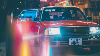 Hong Kong Taxi | Instagram Neon Hong Kong | The Hong Kong Travel Video | ANYDOKO